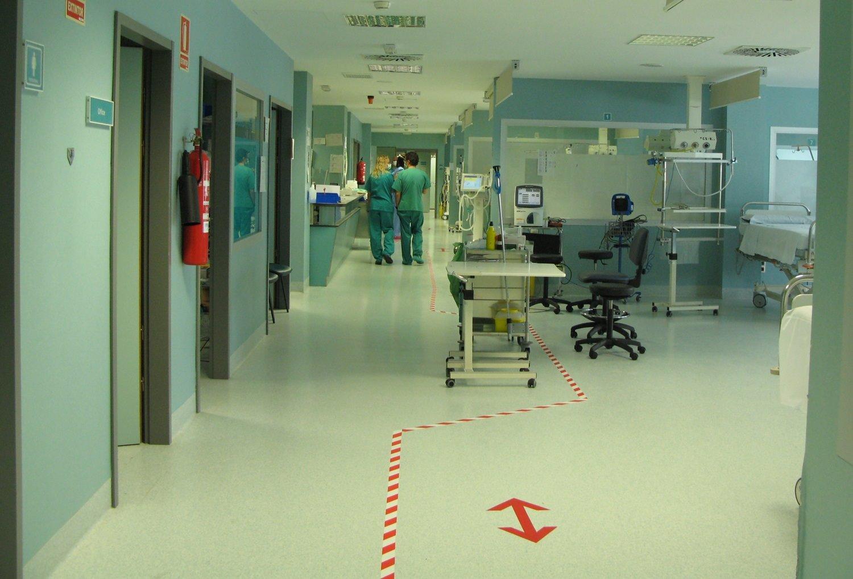El Hospital Miguel Servet de Zaragoza.- GOBIERNO DE ARAGÓN - Archivo