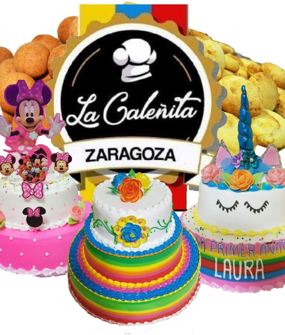 Pastelería de Zaragoza La Caleñita
