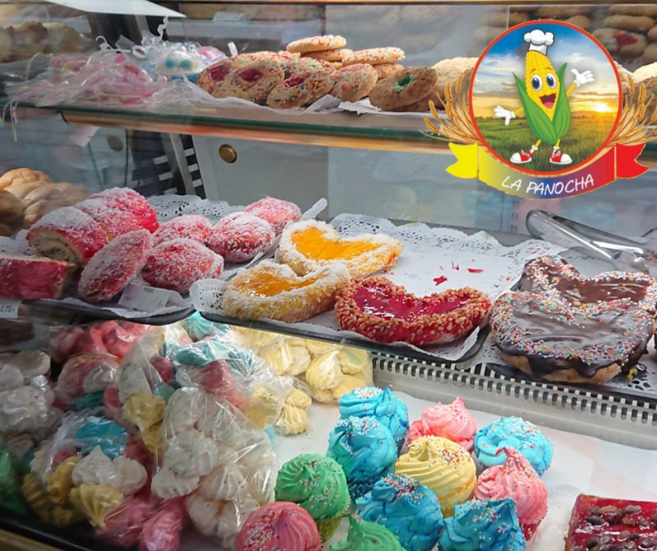 Pastelería de Zaragoza Obrador La Panocha